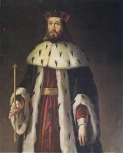 Король Арагона Альфонсо II
