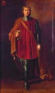 Король Арагона Хайме II