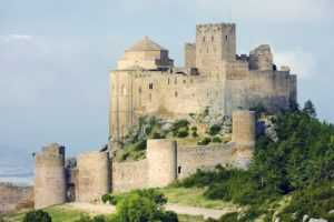 Замок Loarre