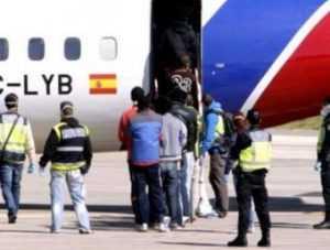 Из Испании стали меньше депортировать нелегалов
