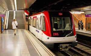 В метро Барселоны закрыты некоторые участки
