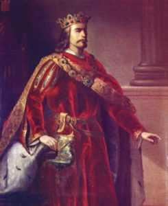 Король Арагона Альфонсо IV