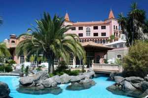 Роскошный отель Bahia del Duke