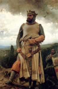 Король Арагона Альфонсо I