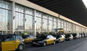 Таксисты Барселоны предупредили о забастовках