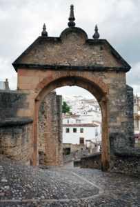 Ворота Филиппа V в Ронде