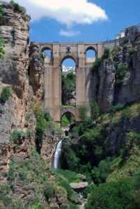 Мост Puente Nuevo