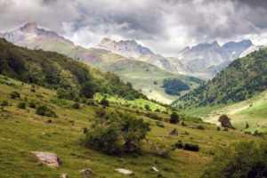 Горы в Испании