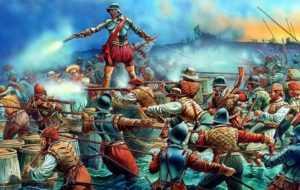 Колониальные войны Испании