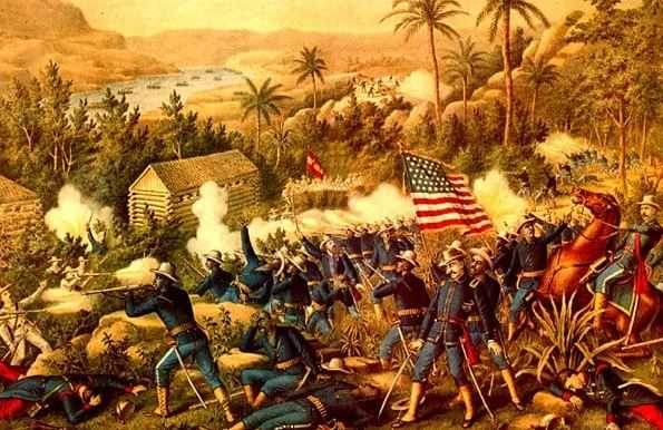 an analysis of the historical significance of the spanish american war of 1898 The philippine-american war, 1899-1902 after its defeat in the spanish-american war of 1898, spain ceded its longstanding colony of the philippines to the united states in the treaty of paris.