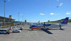 Аэропорт Тененрифе-Северный или Лос-Родеос