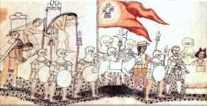 Испания и Португалия колонизировали Южную Америку