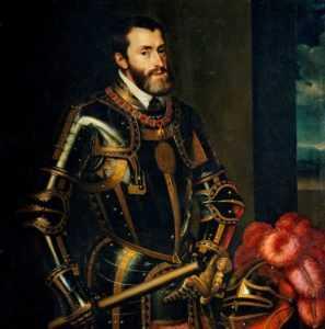 Карл V Габсбурский