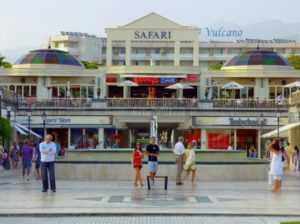 Торговый центр Сафари в Плайя-де-Лас-Америкас
