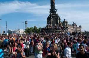 Туристы потратили в Барселоне 13,6 миллиарда евро