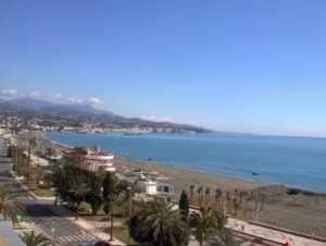 На пляже в Торре-дель-Мар обустроят смотровую площадку и пешеходный настил