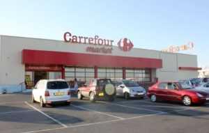 Гипермаркеты Carrefour запускают онлайн-винотеку