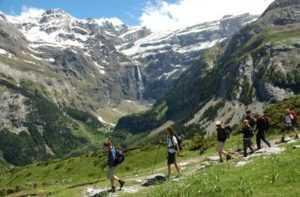 Пешие прогулки становятся популярными в Испании