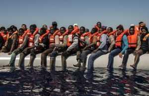 Количество нелегальных мигрантов в Испанию увеличивается
