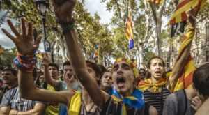 Акция сторонников независимости Каталонии пройдет 7 декабря
