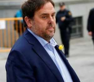 Члены бывшего правительства Каталонии просят освободить их из-под стражи