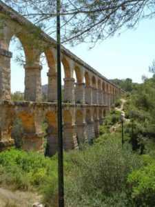Римский акведук в провинции Валенсия