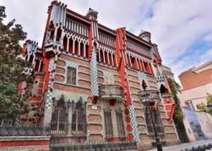 Дом Висенс в Барселоне откроется для туристов уже в ноябре