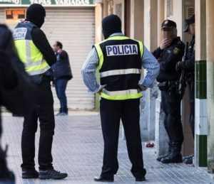 Полиция Валенсии задержала вербовщика террористов