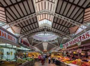 Центральный рынок Mercado Central
