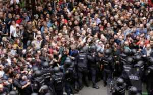 Ситуация в Испании не пугает россиян