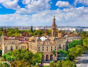 Недвижимость в Севилье