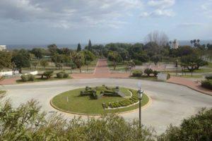 Парк Ла Батерия в Торремолиносе