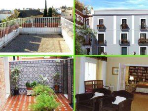 Квартиры в Севилье