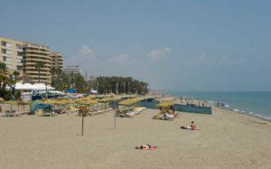 Пляж Бахондильо