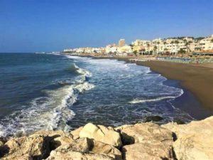 Пляж Монтемар